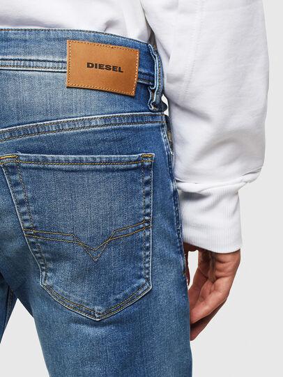 Diesel - Sleenker CN053, Bleu moyen - Jeans - Image 4