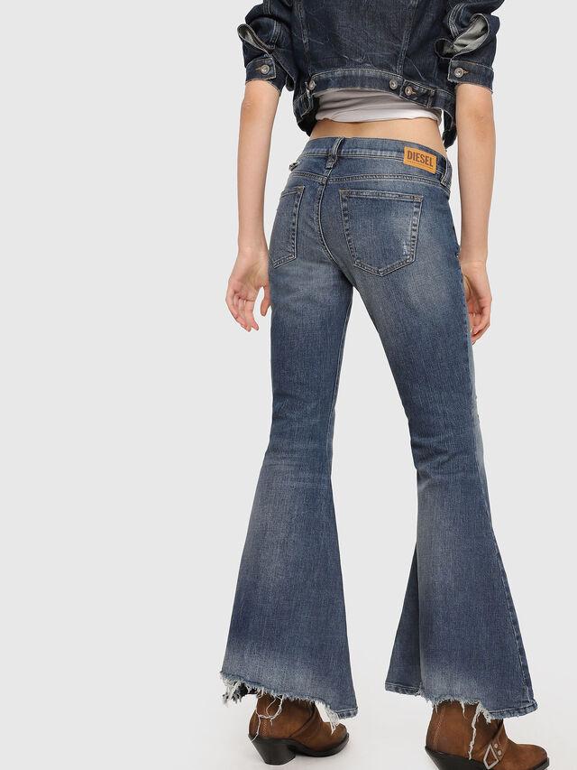 Diesel - D-Ferenz 081AN, Bleu moyen - Jeans - Image 2