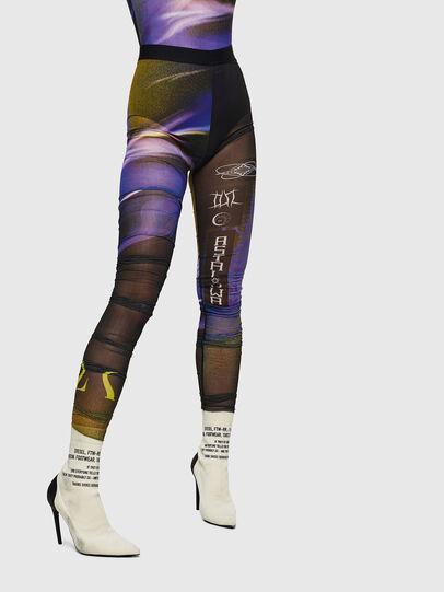 Diesel - P-ASRIN-D, Multicolore - Pantalons - Image 1