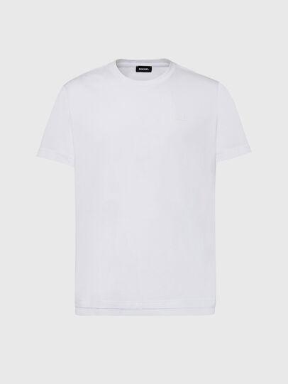 Diesel - T-DIAMANTIK-NEW2, Blanc - T-Shirts - Image 1