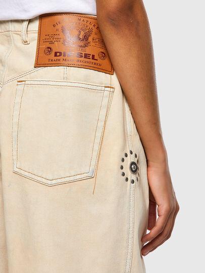 Diesel - D-Concias 009UV, Blanc - Jeans - Image 4