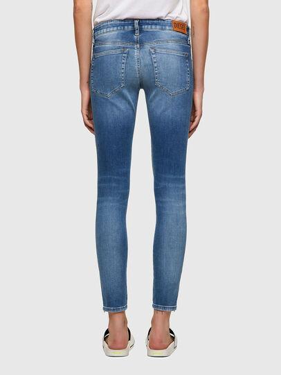 Diesel - Slandy Low 069ST, Bleu Clair - Jeans - Image 2