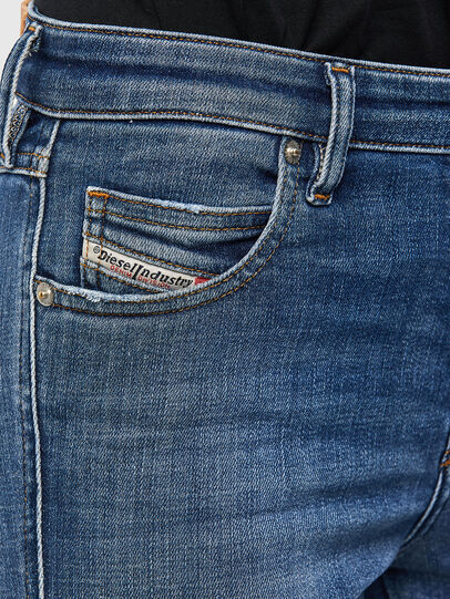 Diesel - Babhila 009JK, Bleu moyen - Jeans - Image 4