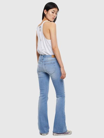 Diesel - D-Ebbey 0095D, Bleu Clair - Jeans - Image 2