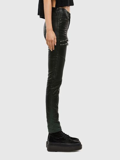Diesel - D-Ollies JoggJeans® 069QQ, Noir/Gris foncé - Jeans - Image 4