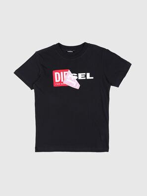 TDIEGO, Noir - T-shirts et Hauts