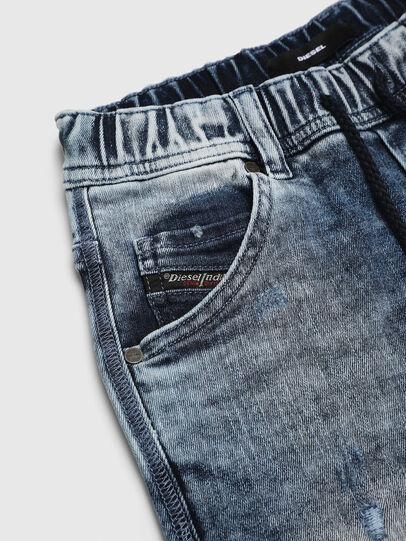 Diesel - KROOLEY-NE-J SH, Bleu Clair - Shorts - Image 3