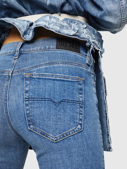 Diesel - D-Roisin 0890H, Bleu Clair - Jeans - Image 5