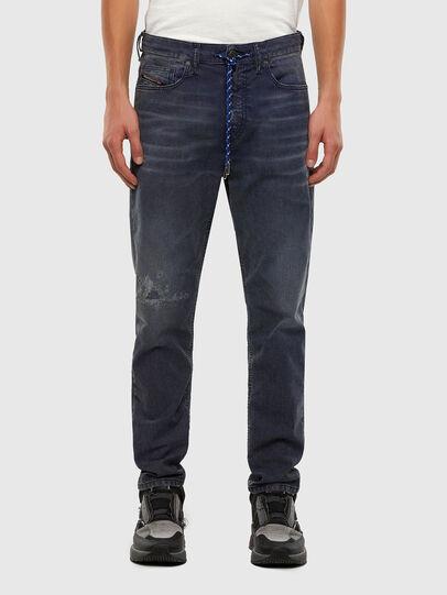 Diesel - D-Vider JoggJeans 069PR, Bleu Foncé - Jeans - Image 1