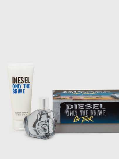 Diesel - ONLY THE BRAVE 50 ML GIFT SET, Azur - Only The Brave - Image 1