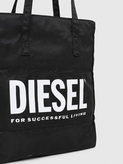 Diesel - BBAG-TOTE, Noir - Accesorios de playa - Image 5