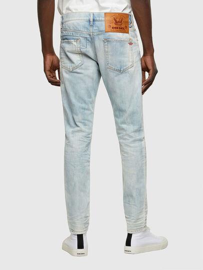 Diesel - D-Strukt 009TN, Bleu Clair - Jeans - Image 2