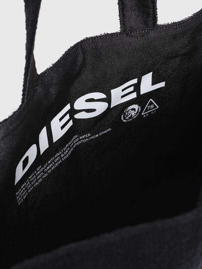 Diesel - D-THISBAG SHOPPER L, Noir - Cabas et Sacs d'Épaule - Image 4