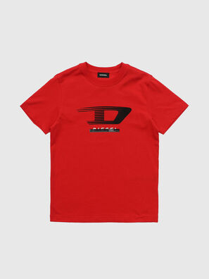 TJUSTY4, Rouge - T-shirts et Hauts