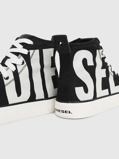 Diesel - S-ASTICO MC W, Noir/Blanc - Baskets - Image 4