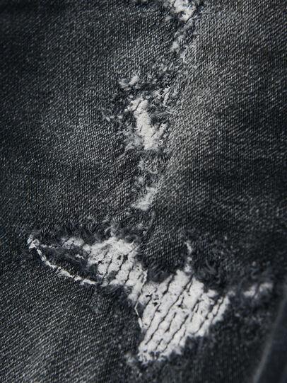 Diesel - KROOLEY-JOGGJEANS-B-N, Noir - Jeans - Image 3