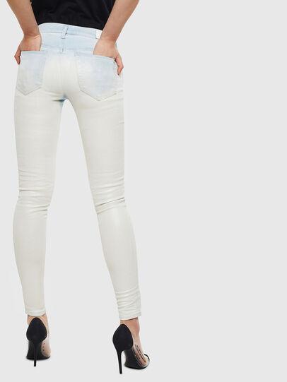 Diesel - Slandy 009AV, Bleu Clair - Jeans - Image 2