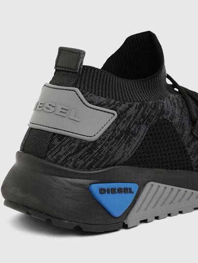 Diesel - S-KB ATHL LACE, Noir - Baskets - Image 4