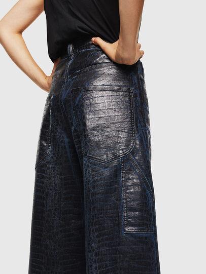 Diesel - D-Luite JoggJeans 0094R, Bleu Foncé - Jeans - Image 5