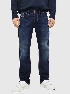 Larkee 082AY, Bleu Foncé - Jeans