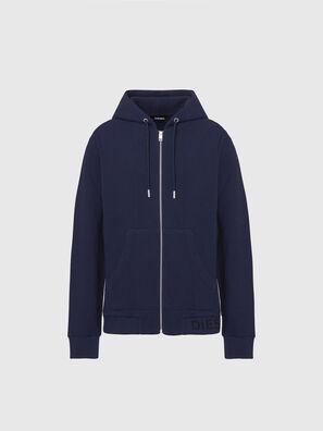 S-ELECTRUM, Bleu Nuit - Pull Cotton