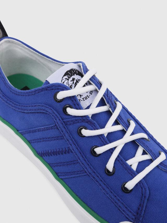 Diesel - S-ASTICO LC LOGO W, Bleu Brillant - Baskets - Image 4