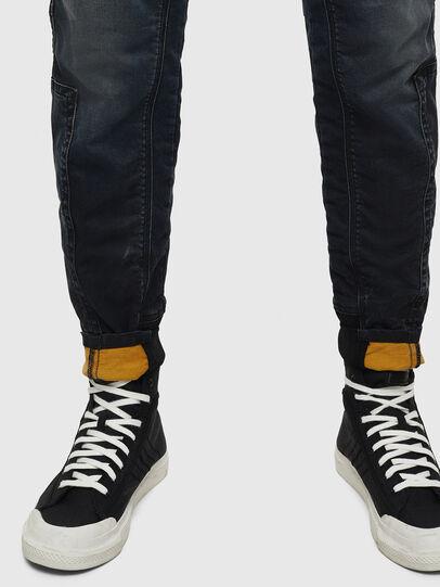 Diesel - D-Earby JoggJeans 069MD, Bleu Foncé - Jeans - Image 5