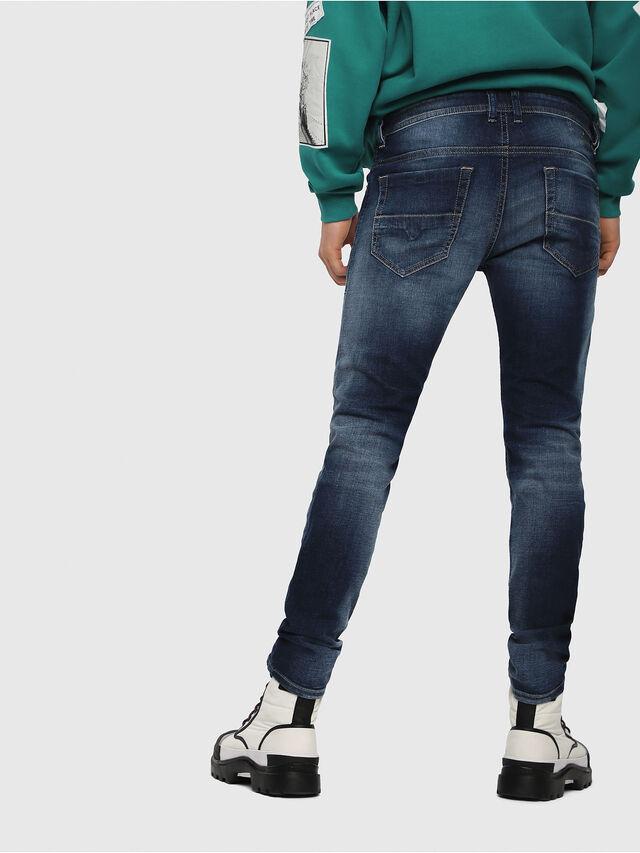 Diesel - Thommer 084GR, Bleu moyen - Jeans - Image 2