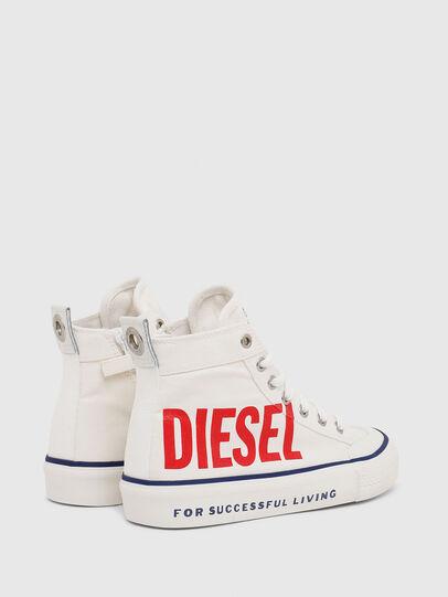 Diesel - SN MID 07 MC YO, Blanc - Footwear - Image 3