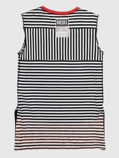 Diesel - TART, Noir/Blanc - T-shirts et Hauts - Image 2