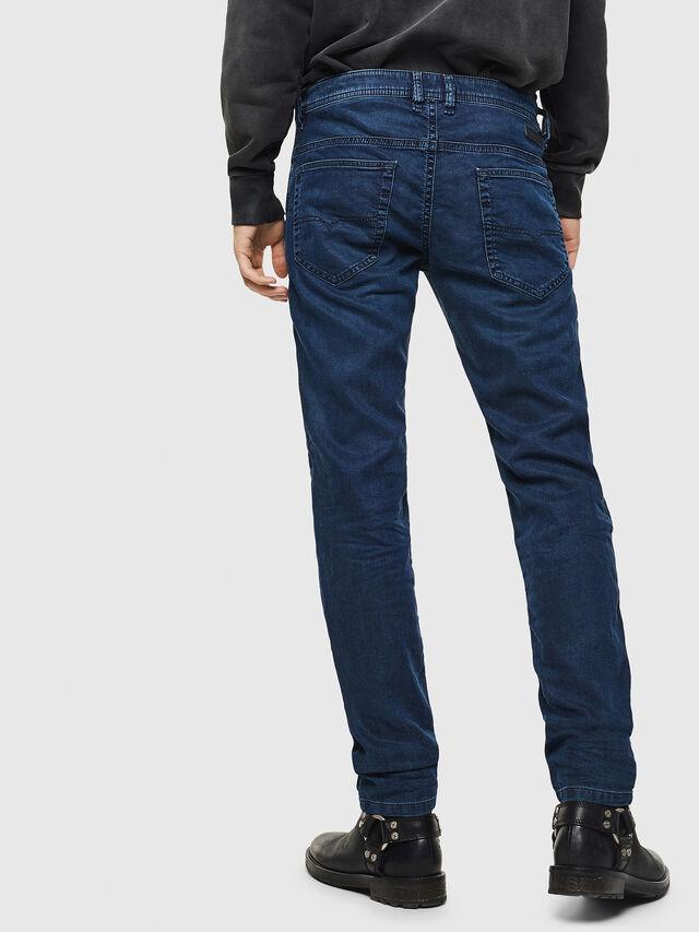 Diesel Thommer JoggJeans 0688J, Bleu moyen - Jeans - Image 2