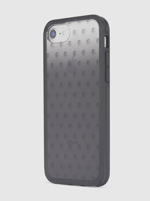 Diesel - MOHICAN HEAD DOTS BLACK IPHONE 8/7/6s/6 CASE, Noir - Coques - Image 5