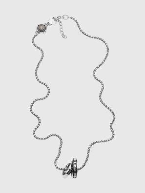DX1168, Gris argenté - Colliers