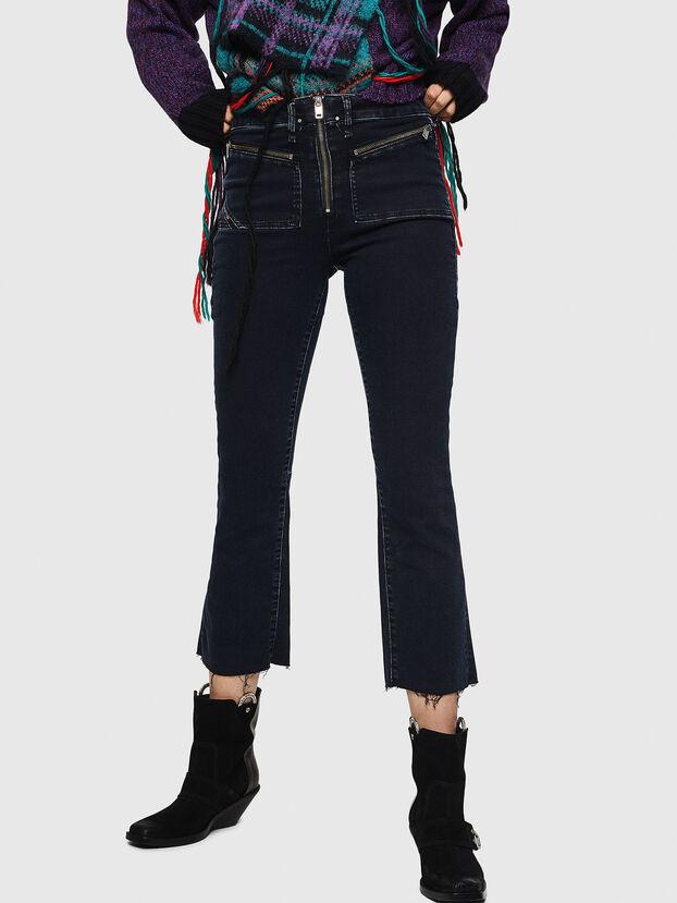 D-Earlie 069GL, Bleu Foncé - Jeans
