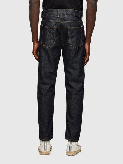 Diesel - D-Vider 009HF, Bleu Foncé - Jeans - Image 2
