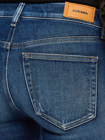 Diesel - Slandy 009CX, Bleu moyen - Jeans - Image 4