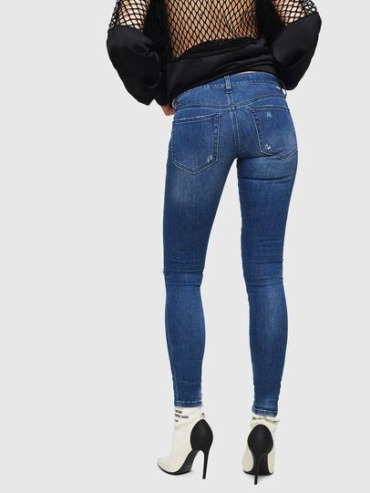 Diesel - Slandy Low 089AI, Bleu moyen - Jeans - Image 2
