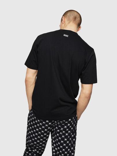 Diesel - T-JUST-BX1, Noir - T-Shirts - Image 2