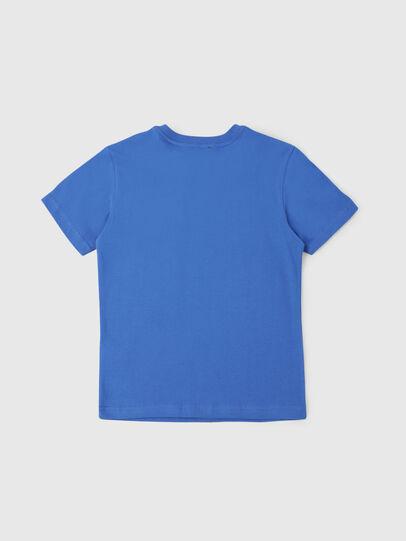 Diesel - TJUSTDIVISION, Bleu Céleste - T-shirts et Hauts - Image 2