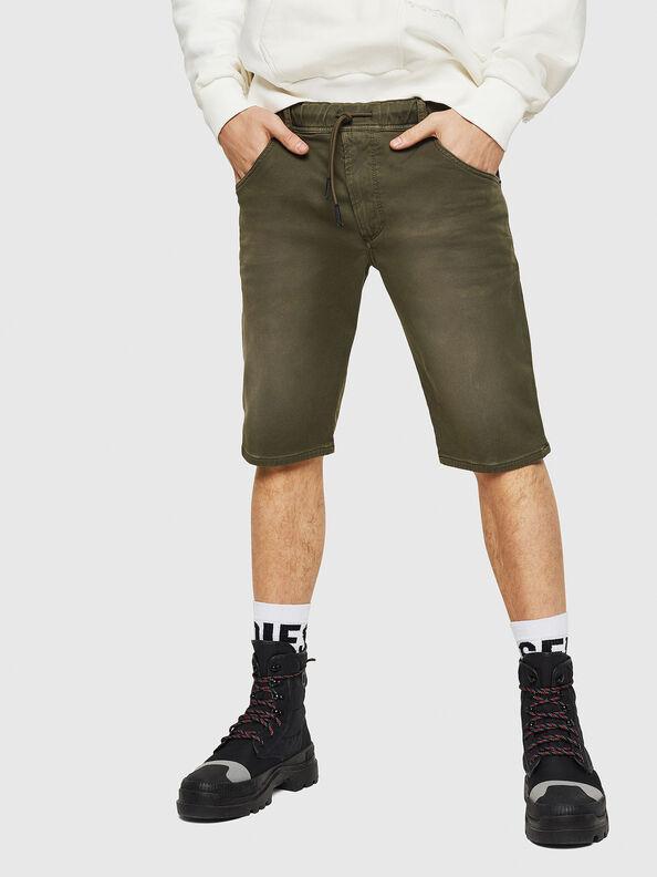 D-KROOSHORT JOGGJEANS, Vert Foncé - Shorts