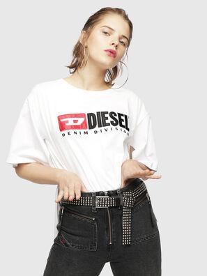 T-JACKY-D, Blanc - T-Shirts