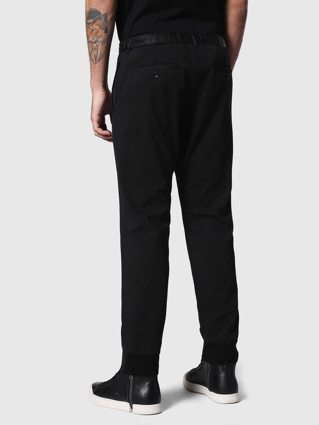 Diesel - P-HONNYER, Noir - Pantalons - Image 2