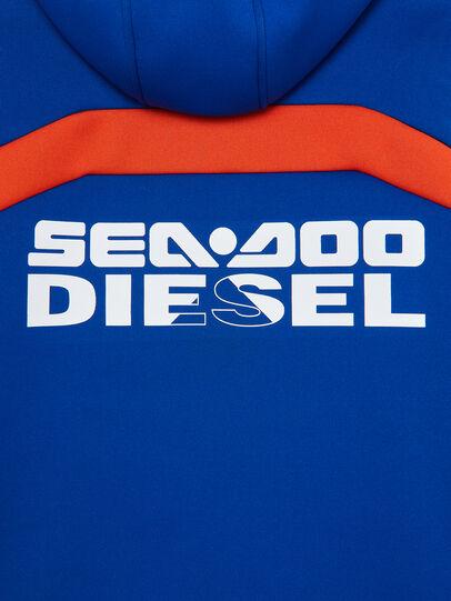 Diesel - BMOWT-JACKYDOO, Bleu/Noir - Out of water - Image 4