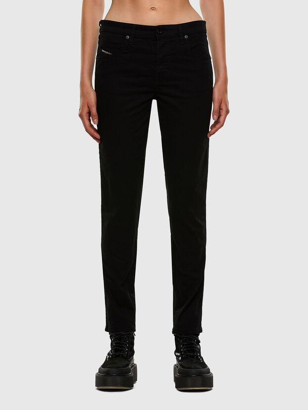 Babhila 069EI, Noir/Gris foncé - Jeans