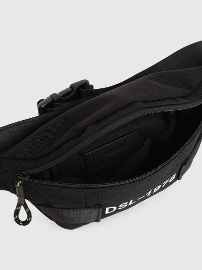 Diesel - FELTRE, Noir - Sacs ceinture - Image 4