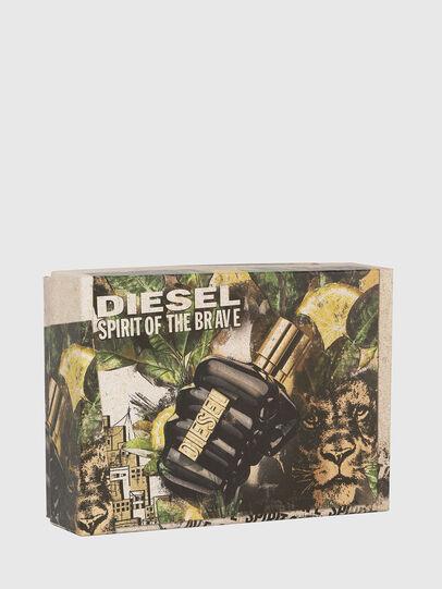 Diesel - SPIRIT OF THE BRAVE 75 ML GIFT SET, Noir - Only The Brave - Image 2