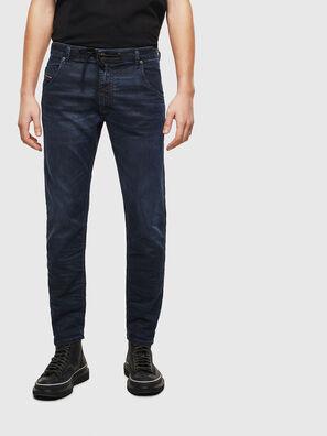 Krooley JoggJeans 069MG, Bleu Foncé - Jeans