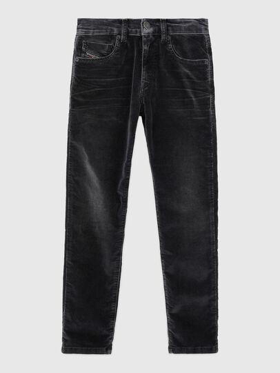 Diesel - D-STRUKT-J, Noir - Jeans - Image 1