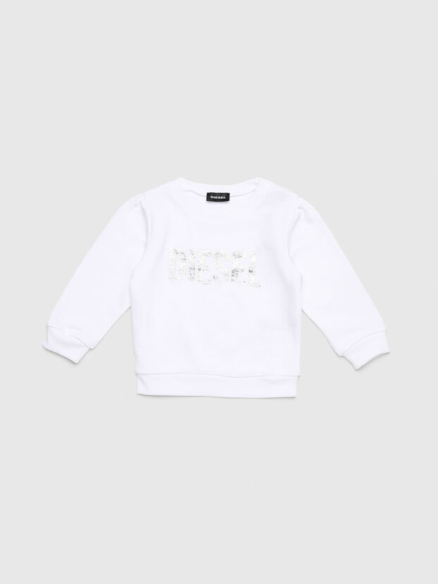 SRALLYB-R, Blanc - Pull Cotton