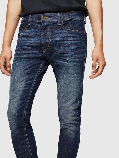 Diesel - Tepphar 087AT, Bleu Foncé - Jeans - Image 3